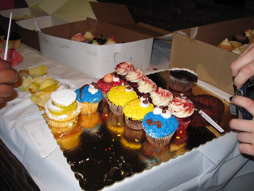 Cupcakes from Fratelli's