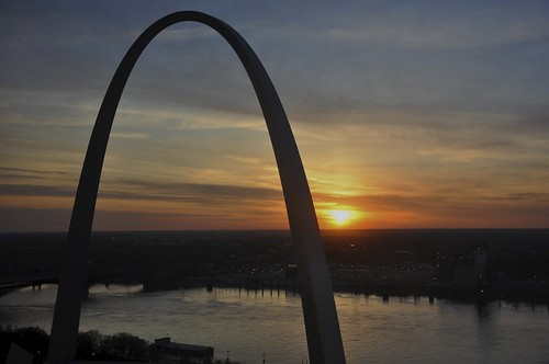 St. Louis Sunrise