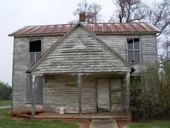 Derelict in Appomattox