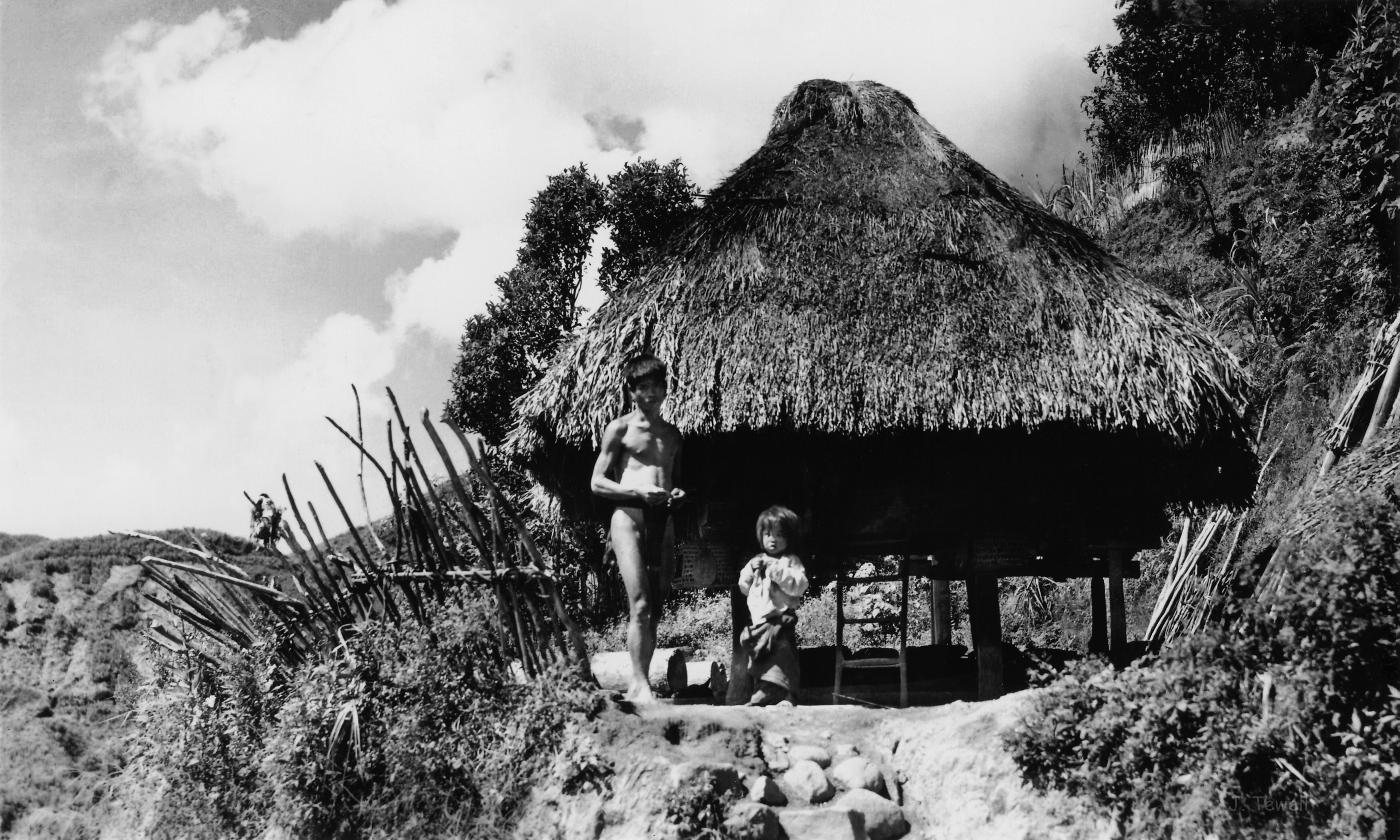 Native Filipino Tribes Native Filipino Village