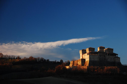 Castello di Torrechiara by FOOD VALLEY TRAVEL