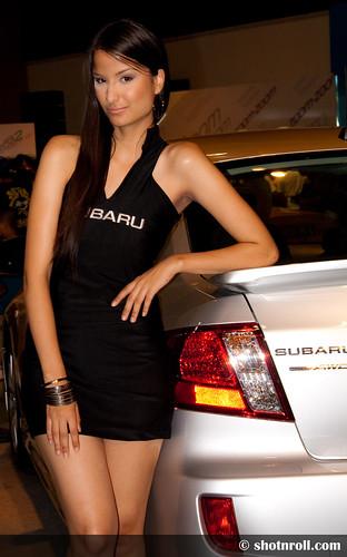 Manila International Auto Show 2010 sexy models