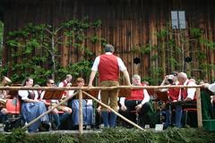 La orquesta simétrica