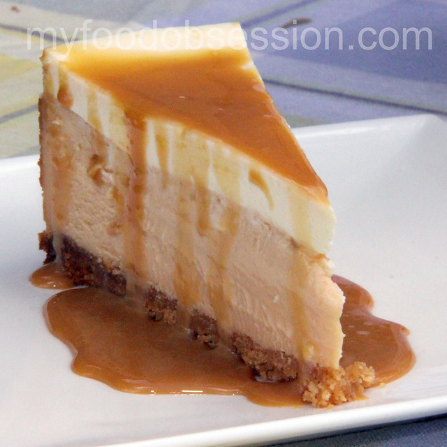 Dulce De Leche Cheesecake | Flickr - Photo Sharing!