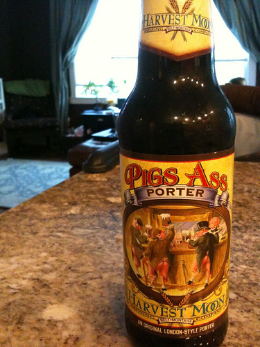 Harvest Moon Pigs Ass Porter