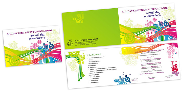 Invitation Card A invitation card for School Annual Day By: Lijo Joseph1 Flickr Photo