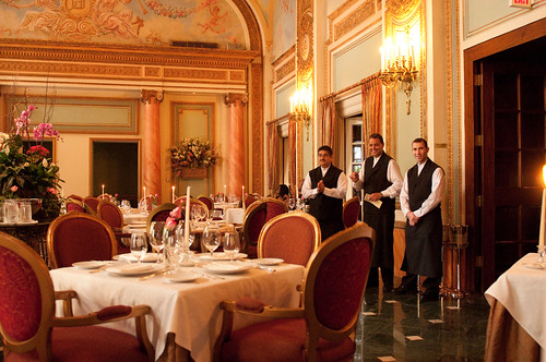 The French Room- Adolphus Hotel