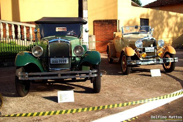 Studebaker Erskine & Ford A Roadster