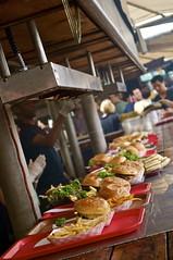 The Burger Line...