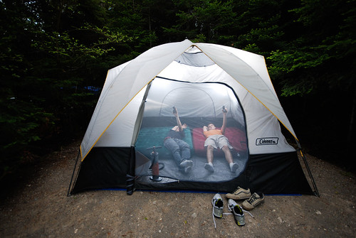 Tent -Tobermory
