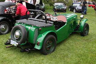1948 MG Y Special