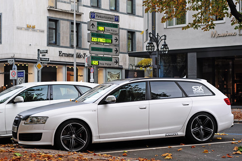 Audi RS6 Avant Horny Customs