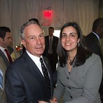 Nicole Malliotakis & Mayor Michael Bloomberg