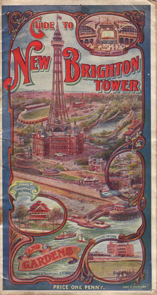 New Brighton Tower Guide
