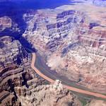 ¿Dónde está el río Colorado?