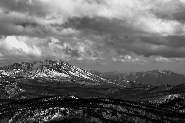 Akita Mountains