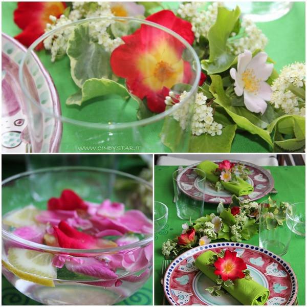 Cindystar pink ladies menu per 2 a soli 15 eu - Petali finti ikea ...