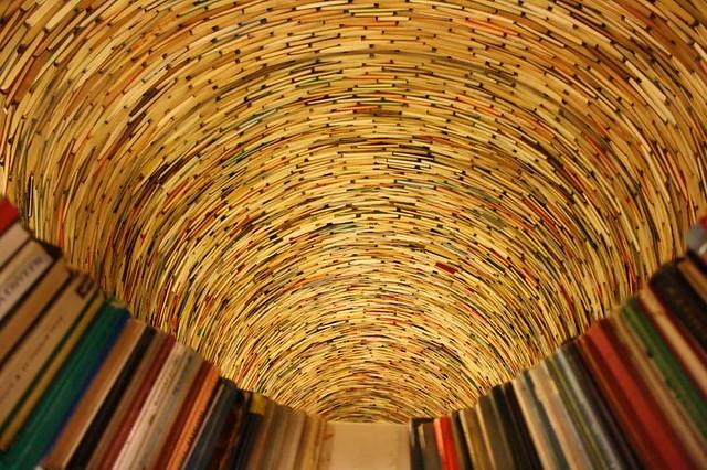 Blick in das Gehirn eines Bibliothekars