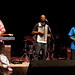 Young Zydeco Musicians: Snuggles and Koray Broussard at 2010 Zydeco Extravaganza