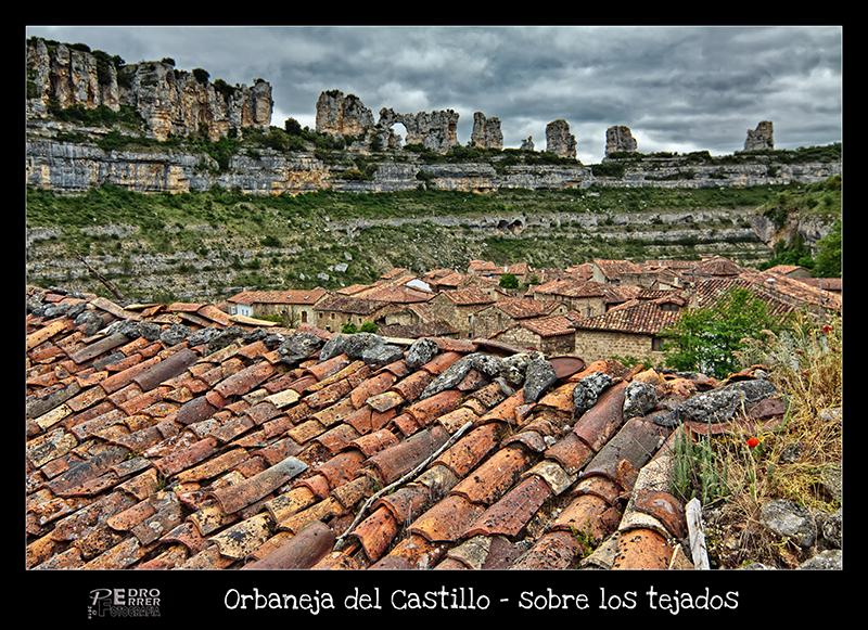 pedro ferrer fotografia orbaneja del castillo sobre los On sobre los tejados