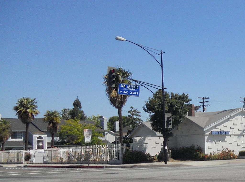 San Antonio Dr. & Foster Rd., Norwalk, CA