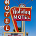 Holiday Motel by Thomas Hawk