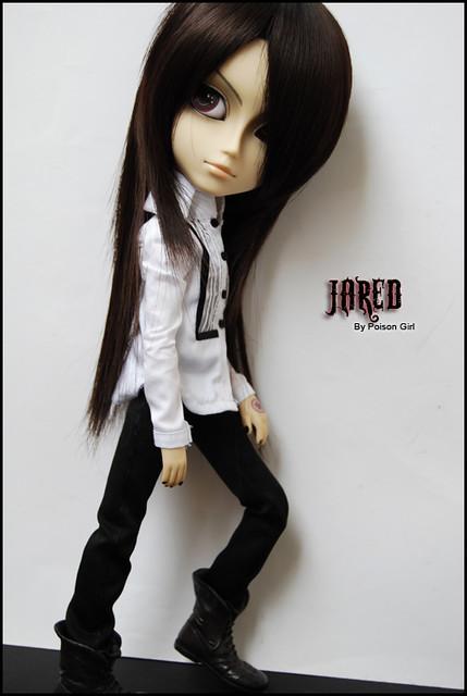 Jared - Taeyang Sebastian