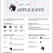Identity Guidelines - Apple & Eve by The Logo Smith