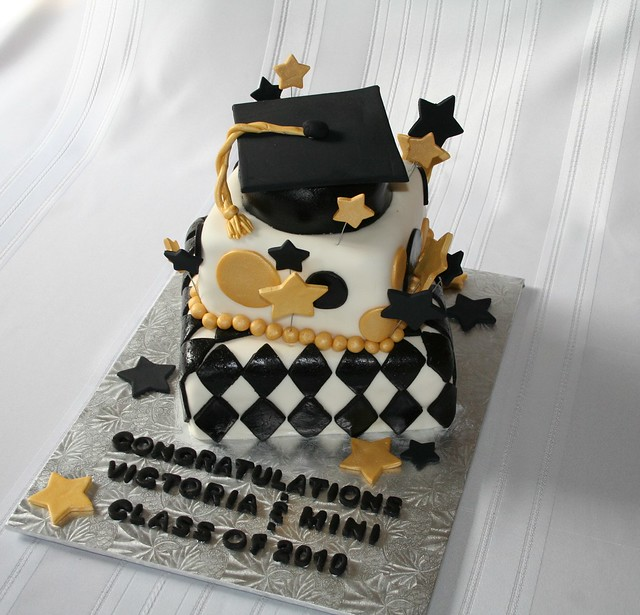 Cake Decorating Classes Gainesville Fl : University Graduation Cake Flickr Photo Sharing