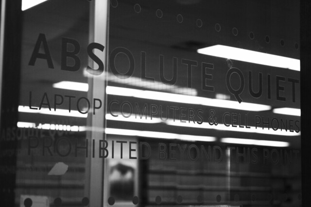 Header of Absolute Quiet