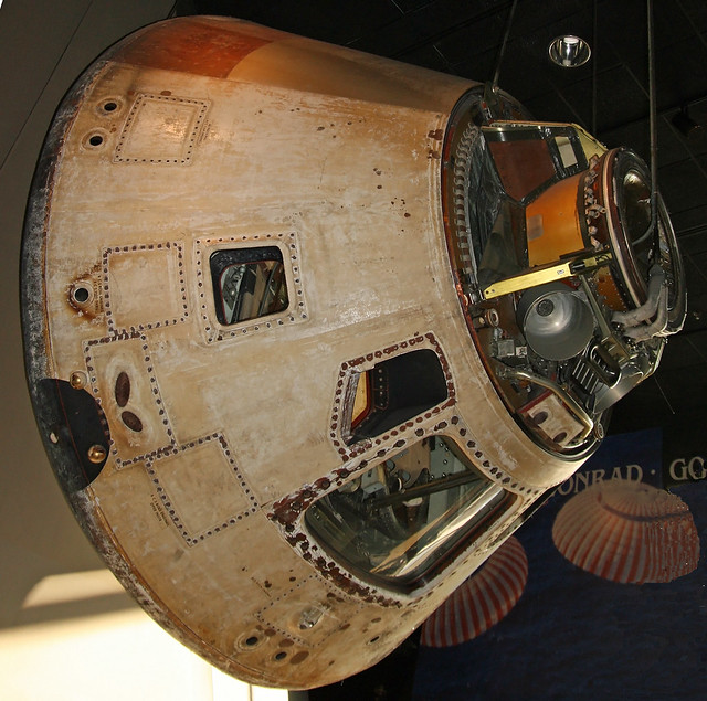 Apollo Command Module Instrument-Panel (page 4) - Pics ...