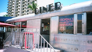 Diner On South Beach | by Phillip Pessar