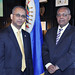 Assistant Secretary General Hosts Haitian Senator