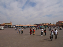 Welcome to Place Djemaa El Fna