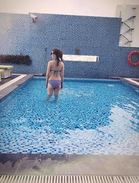 西貢中心鉑爾曼酒店-泳池