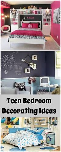 Teen Bedroom Decorat