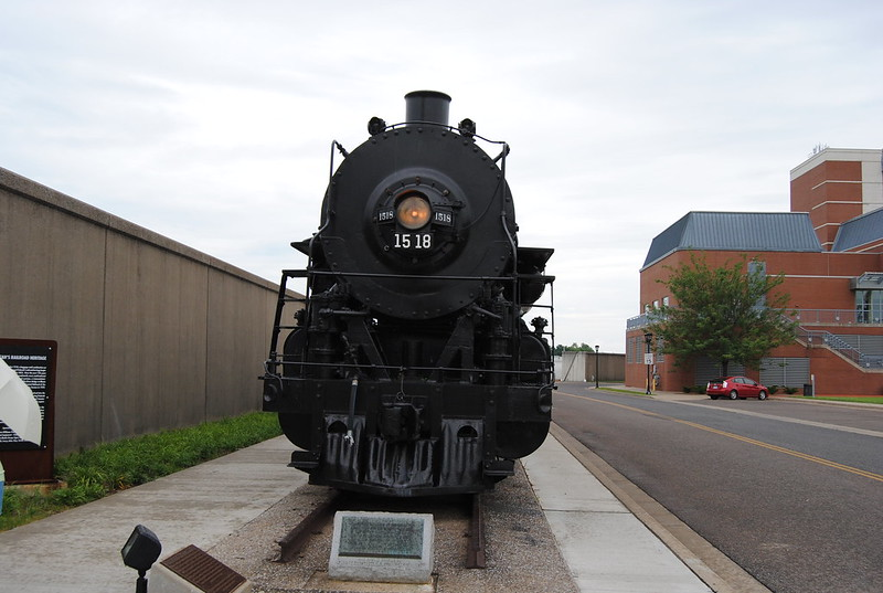 Steam Locomotive, Paducah, KY