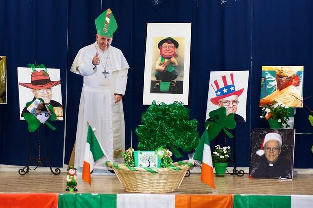 Fr. Pat's Retirement Celebration