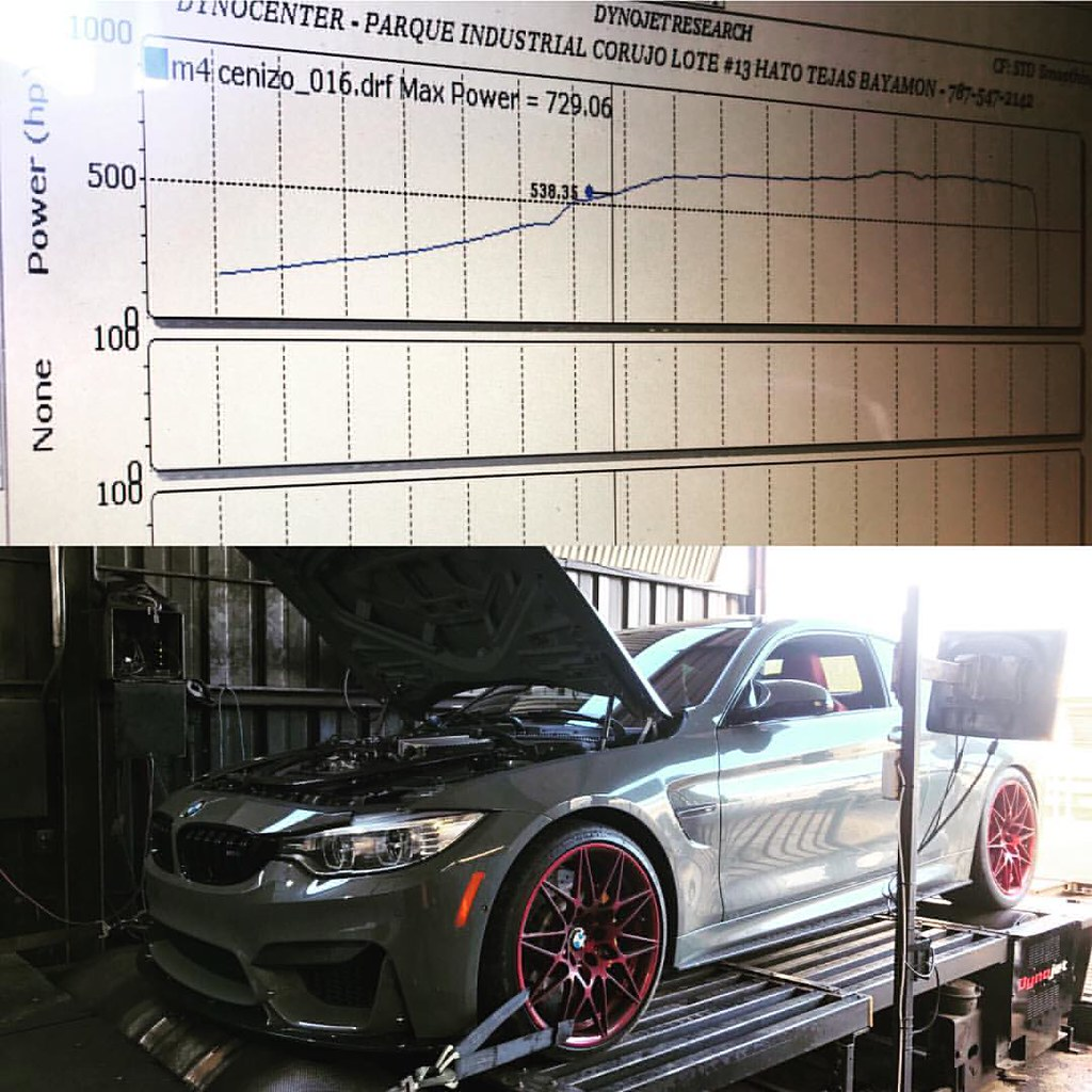 F8X S55 PURE Stage 2 Turbo Upgrade - Results Thread! - N54Tech com