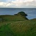Peninsula north of Llangrannog