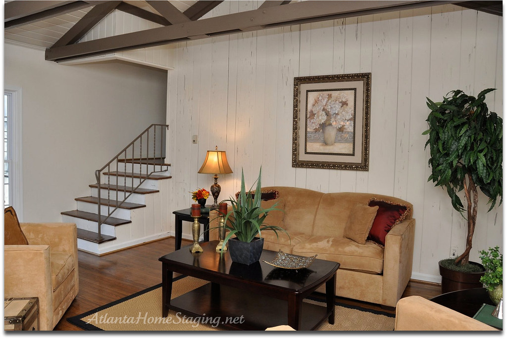 Should You Paint The Paneling Before And After Picture