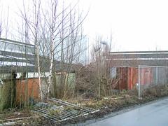 Derelict factories