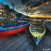 Riviera Dry Dock :: Sunrise on the Amalfi Coast, Italy