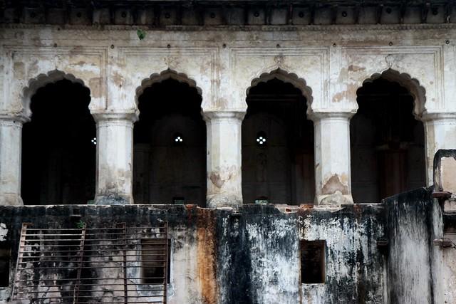 raj mahal orchha palace