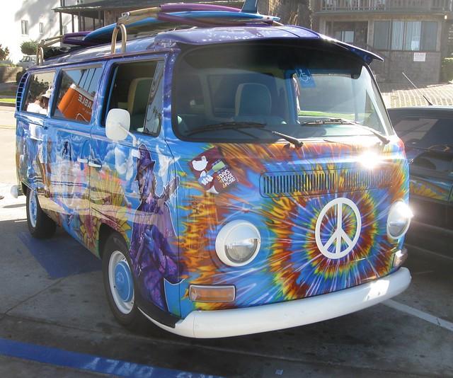 vw hippie bus 1972 flickr photo sharing. Black Bedroom Furniture Sets. Home Design Ideas