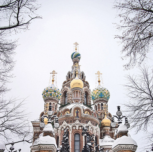 Church of the Savior on Blood (Spas na Krovi)