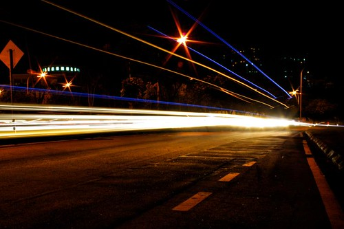 Light Trail  2: Wangsa Maju