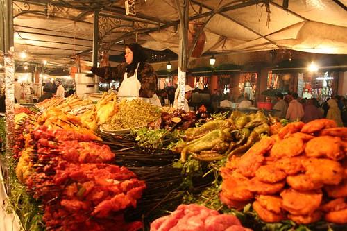 Restaurant aicha marrakech restaurant djemaa el fna for Aicha moroccan cuisine san francisco