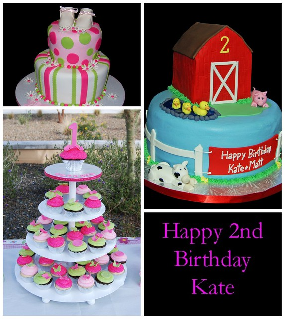 Birthday Cake Collage Imagechef : Kate s Birthday Cake Collage Flickr - Photo Sharing!