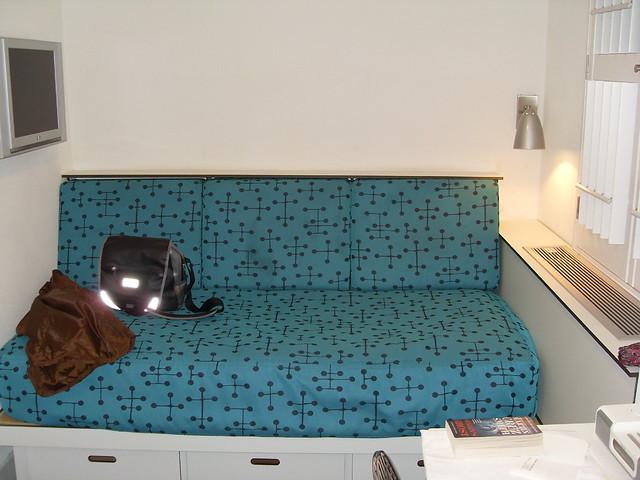 Pod Hotel Rooms
